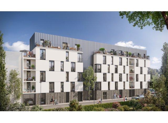 Éco habitat éco-habitat Le Belem à Le Havre