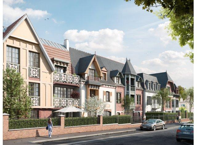 Programme immobilier neuf Villa Agrippa à Amiens