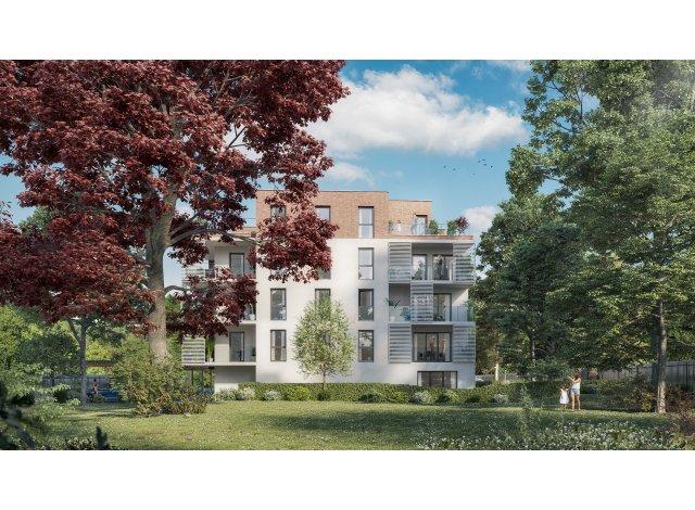 Programme immobilier loi Pinel Côté Rive à Quesnoy-sur-Deule