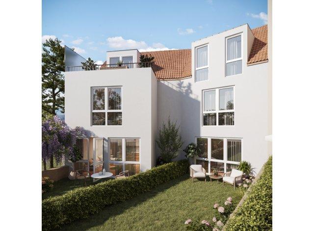 Éco habitat éco-habitat Vertu'Ose à Neuilly-Plaisance