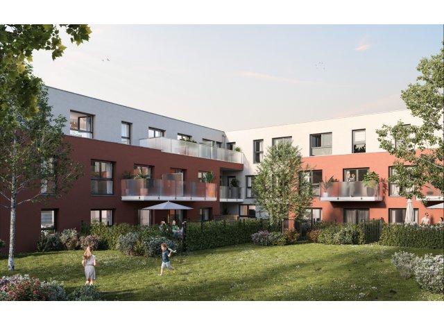 Programme immobilier loi Pinel Nouvel Angle à Le Petit-Quevilly