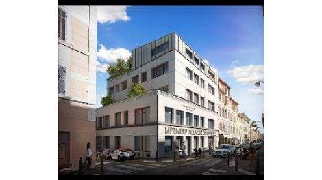 Éco habitat éco-habitat L'Imprimerie à Marseille 7ème