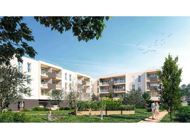 Éco habitat éco-habitat Helianthe à Arles