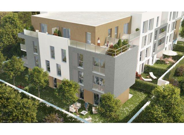 Programme immobilier loi Pinel Residence Saint Liesne à Melun