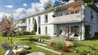 Eco habitat programme Euphoria Saint-Jean-d'Illac
