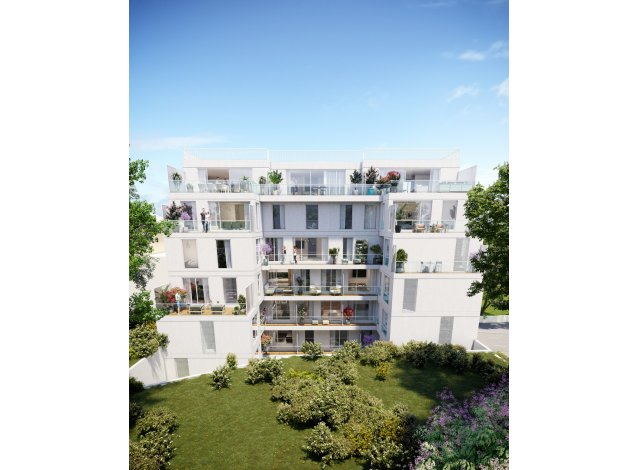 Programme immobilier loi Pinel Sonatina à Issy-les-Moulineaux