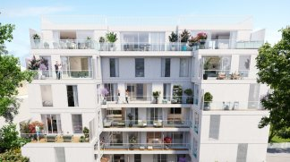 Programme immobilier neuf Sonatina Issy-les-Moulineaux