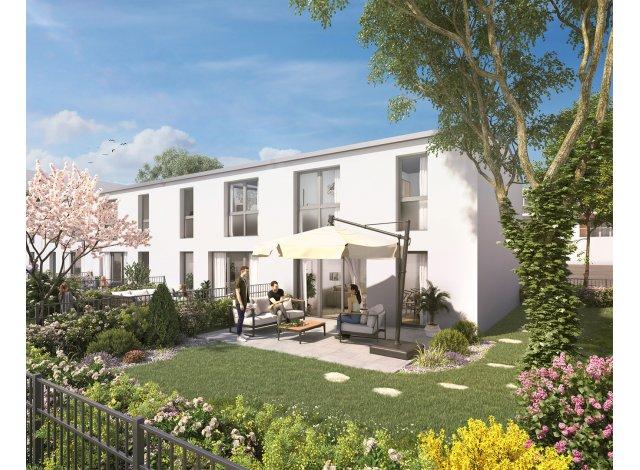 Programme immobilier loi Pinel L'Éclat à Reims
