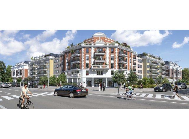 Programme immobilier loi Pinel Prochainement au Blanc-Mesnil à Le Blanc Mesnil