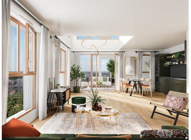 Éco habitat éco-habitat Rue Vladimir Kramnik à Asnières-sur-Seine