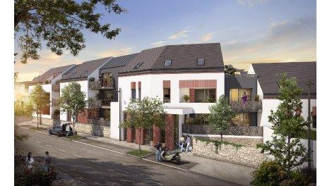 Programme immobilier loi Pinel La Belle Epoque à La Membrolle-sur-Choisille