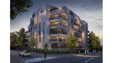 Écohabitat immobilier neuf éco-habitat Meudon Le Quai des Lumières