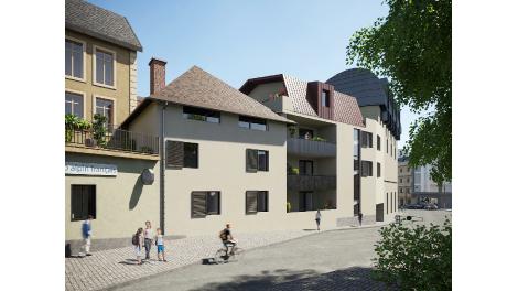 Programme immobilier loi Pinel L'Aix-Paris à Aix-les-Bains