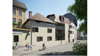 Programme immobilier neuf L'Aix-Paris Aix-les-Bains