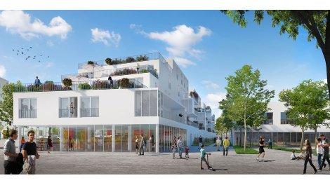 Programme immobilier loi Pinel Invidia à Floirac