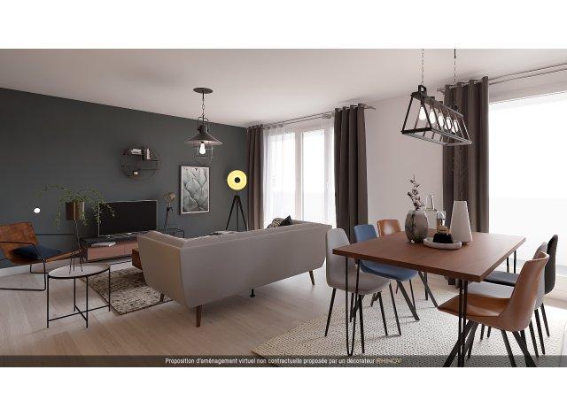 Programme immobilier loi Pinel Aix en Provence à Aix-en-Provence