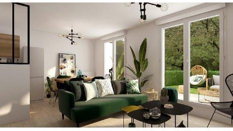 Programme immobilier neuf éco-habitat Argenteuil à Argenteuil