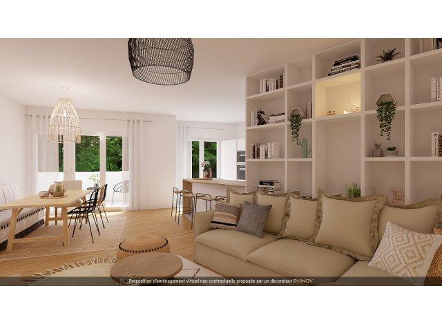 Programme immobilier loi Pinel Collonges au Mont d'Or à Collonges-au-Mont-d'Or