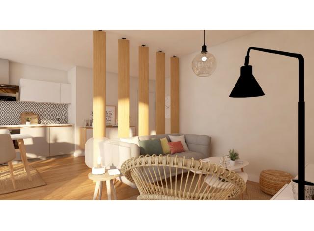 Programme immobilier loi Pinel Lille Centre à Lille