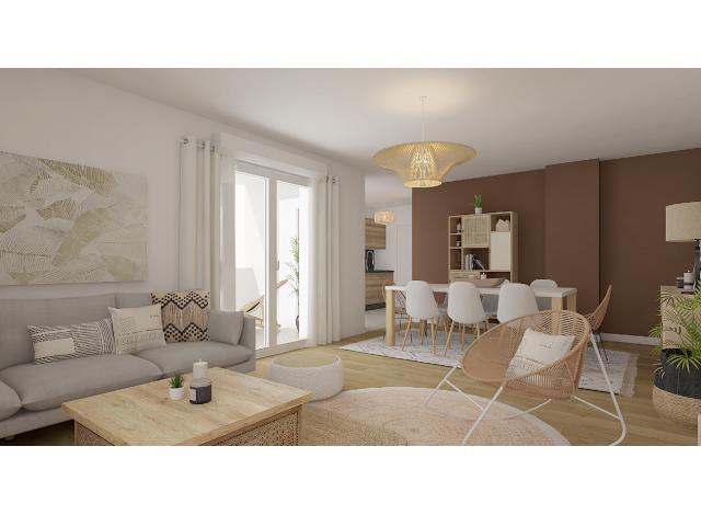 Programme immobilier loi Pinel Marcq-en-Baroeul Centre à Marcq-en-Baroeul