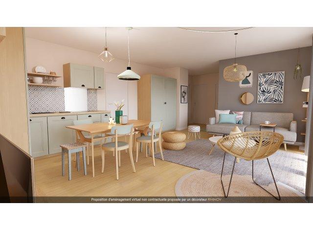 Programme immobilier loi Pinel Montpellier à Montpellier