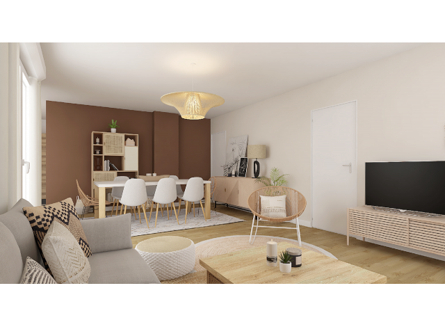 Programme immobilier loi Pinel Tourcoing Centre-Ville à Tourcoing