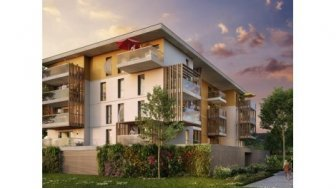 Investir programme neuf Résidence Mont-Domaine / les Lodges Cluses
