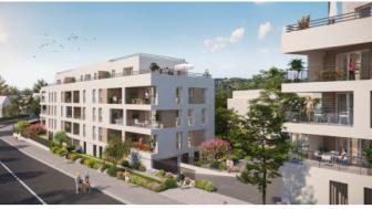 Programme immobilier neuf Résidence Opaline Annemasse