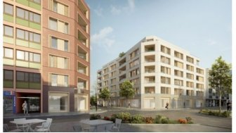 Programme immobilier neuf Résidence le Hub Annemasse