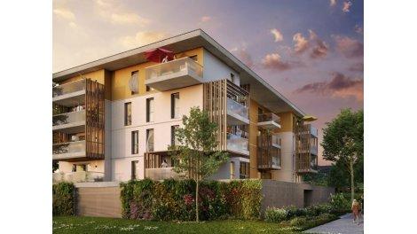 Programme immobilier loi Pinel Résidence Mont-Domaine / les Lodges à Cluses
