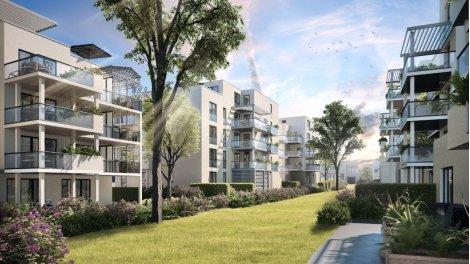 Appartements et villas neuves Garden Park éco-habitat à Ferney-Voltaire