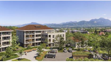 Programme immobilier loi Pinel Résidence Via Rocca à La Roche-sur-Foron