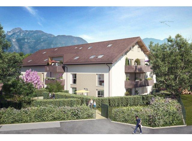 Éco habitat éco-habitat Villa Aravis à Saint-Pierre-en-Faucigny