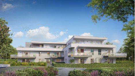Programme immobilier loi Pinel Résidence le Verseau à Versonnex