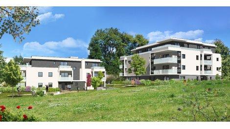 Programme immobilier loi Pinel Le Clos des Lilas à Vétraz-Monthoux