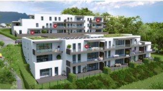 Investir programme neuf Les Terrasses de Boissy Viviers-du-Lac