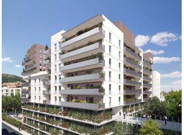 Investissement immobilier neuf Clermont-Ferrand