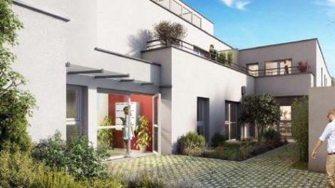 Écohabitat immobilier neuf éco-habitat Programme la Rochelle