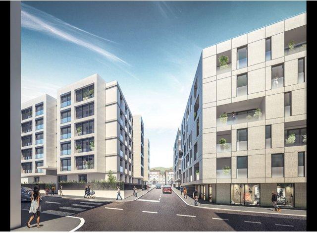 Investissement loi Pinel neuf Clermont-Ferrand