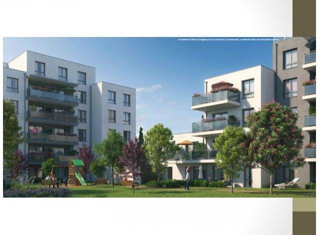 Programme immobilier loi Pinel Erika 10, rue Painlevé Clermont-Ferrand à Clermont-Ferrand