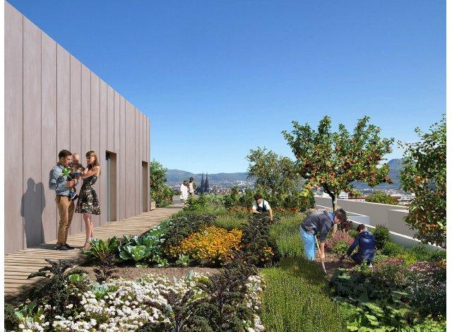 Éco habitat éco-habitat Les Fabriks de Mai - Clermont-Ferrand à Clermont-Ferrand
