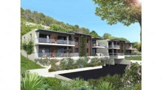 Appartements neufs Château Horizon investissement loi Pinel à Cagnes-sur-Mer