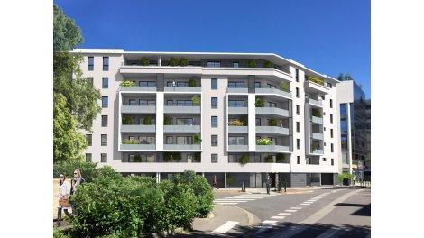 Écohabitat immobilier neuf éco-habitat La Villa du Centre