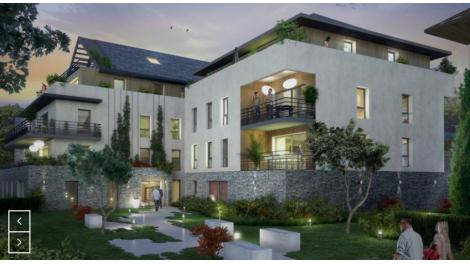 Programme immobilier loi Pinel L'Ecrin à Divonne-les-Bains