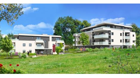 Programme immobilier loi Pinel Le Clos Lilas à Vétraz-Monthoux