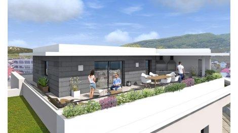 Appartement neuf La Villa du Centre éco-habitat à Annemasse