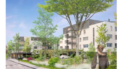Programme immobilier loi Pinel La Roche sur Foron à La Roche-sur-Foron