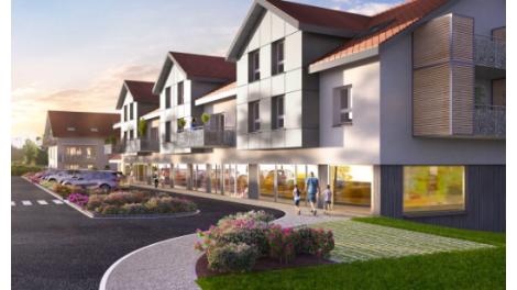 Programme immobilier loi Pinel Nangy Centre à Nangy