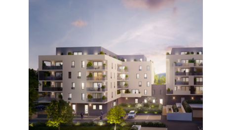 Programme immobilier loi Pinel Le Saint Genis à Saint-Genis-Pouilly
