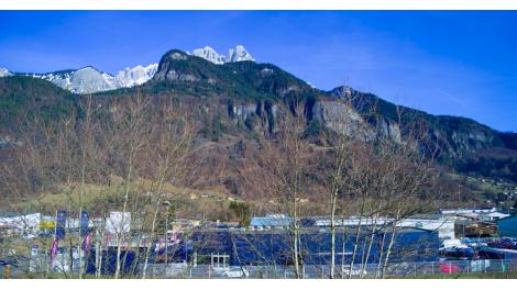 Éco habitat éco-habitat Le Panoramique à Sallanches